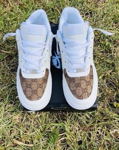 When purchasing please understand that Gucci DID NOT create this shoe! We take huaraches and customize them to give a gucci feel. Shoes run to size. Huaraches, Little Gifts, Adidas Sneakers, Baby Shoes, Gucci, Running, Sandals, Heels, Shopping