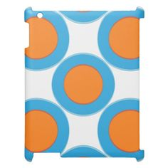 Lilac Dot Case For The iPad Custom Brandable Electronics Gifts for your buniness #electronics #logo #brand
