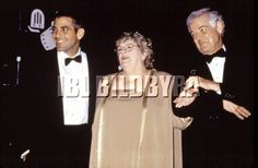 George Clooney, Rosemary Clooney, Nick Clooney .... George, his dad Nick . . and aunt Rosemary ......