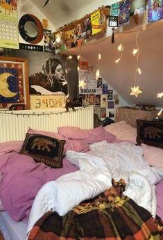 hippie bedroom decor 699535754602216952 - Diy Decorao Hippie Beds Best Ideas Source by Dream Rooms, Dream Bedroom, Diy Bedroom, 1930s Bedroom, Bedroom Ideas, Master Bedroom, Modern Bedroom Decor, Pretty Bedroom, Bedroom Vintage