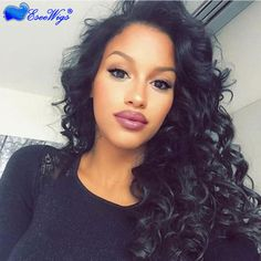 360 Circular Lace Wigs 180% Density  Loose Wave 100% Human Hair Brazilian Virgin Hair Full Lace Wigs Natural Hair Line Wigs
