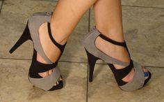 Forever 21 Impression Suedette Heels