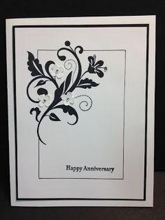 My Creative Corner!: Flowering Flourishes Anniversary Card Stampin' Up!