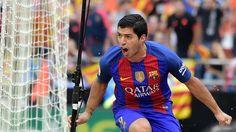 Kisah Kelam Hari Pertama Luis Suarez di Barcelona