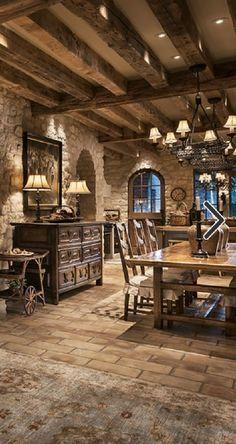 Old World, Mediterranean, Italian, Spanish & Tuscan Homes & Decor… – Home Deco… - New Design Design Toscano, Tuscan House, Tuscan Style Homes, Tuscan Style Bedrooms, Tuscan Living Rooms, Mediterranean Home Decor, Mediterranean Architecture, Tuscan Decorating, Old World Decorating