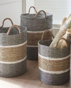 Amazing Grab These Jambi Baskets Fast, Because Theyu0027re Made Of Everyoneu0027s Favorite  Basket Material