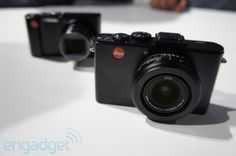 Leica D-Lux 6 and V-Lux 40 Cameras Essas são realmente caras... E boas!
