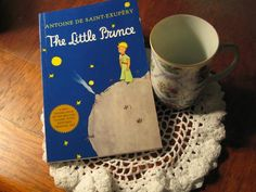Ah, yes, @cbartoldwrite, THE LITTLE PRINCE: we have the pop-up version, which is pretty spectacular. #fridayreads