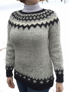 Ravelry is a community site, an organizational tool, and a yarn & pattern database for knitters and crocheters. Sweater Cardigan, Men Sweater, Icelandic Sweaters, Sweater Patterns, Knits, Hand Knitting, Ravelry, Knitwear, Knit Crochet