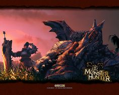 Monster Hunter Wallpaper