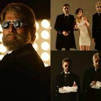 "<p class=""MsoNormal""><b>Film: </b>Shamitabh</p><p class=""MsoNormal""><b>Starring: </b>Amitabh Bachchan, Dhanush, Akshar Haasan</p><p class=""MsoNormal""><b>Director: </b>R Balki<br></p><p class=""MsoNormal""><b>Music: </b>Ilaiyaraaja</p><p class=""MsoNormal""><b>Rating: </b>4</p><p class=""MsoNormal""><br></p><p class=""MsoNormal"">It won't be an exaggeration to call 'Shamitabh' a tribute to Amitabh Bachchan's voice. Powerful, gripping and leaving an impact on your mind for the next few hours - that's…"