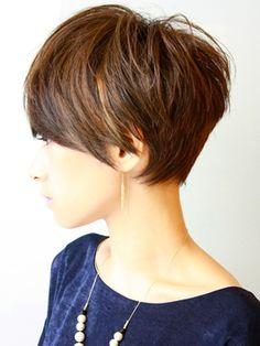 大人かっこいいベリーショート【RENJISHIKICHIJOJI渡邊陽平】 - 24時間いつでもWEB予約OK!ヘアスタイル10万点以上掲載!お気に入りの髪型、人気のヘアスタイルを探すならKirei Style[キレイスタイル]で。