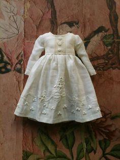 White dress | by little_moshi
