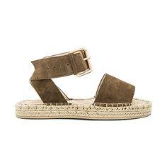RAYE Damien Flatform Sandal (550 PEN) ❤ liked on Polyvore featuring shoes, sandals, flatform platform sandals, woven shoes, braided ankle-wrap sandal, wrap sandals and flatform shoes