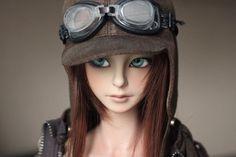 ooooh, cool realistic steampunk look XD