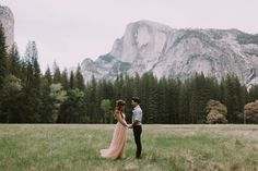 Loren X Chris Photography // Pete X Michelle (Yosemite)