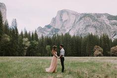 Loren X Chris Photography // Pete X Michelle (Yosemite)