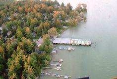 Crooked Lake, Ponshewaing, MI