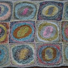 Sophie Digard crochet - Scarf, Lisette - Selvedge
