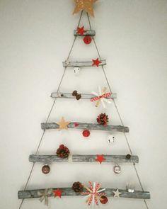 Arbre de Noël en bois !