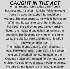 Caught In The Act – Funny Story !!! #cheatingwife
