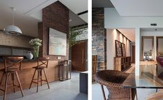 Lorena Cavalcanti: Casa de praia com layout rústico