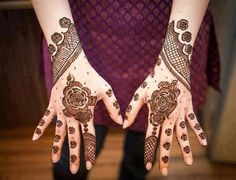 Beautiful Dubai Mehndi Designs for Women