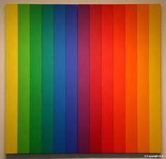Image result for ellsworth Kelly Spectrum IV