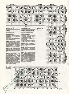 Browse thru magazines full of beautiful diagrams of patterns! In Russian but diagrams cross all languages! mad1959 — «41.jpg» на Яндекс.Фотках