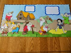 Susan Paper Crafts: April 15, 2014 Monthly Project Baby Scrapbook Pages, Vacation Scrapbook, Disney Scrapbook Pages, Scrapbook Titles, Kids Scrapbook, Scrapbooking Layouts, Scrapbook Cards, Disney Mouse, Disney Diy