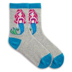 Mermaid Socks | Kids