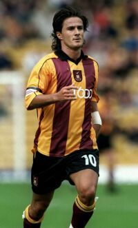 Benito Carbone - Bradford City