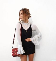 All Things Lovely In This Fall Outfit. Definitely Must Have One. 51 Inspurational Outfits That Make You Look Cool – All Things Lovely In This Fall Outfit. Definitely Must Have One. Look Fashion, 90s Fashion, Autumn Fashion, Fashion Outfits, Womens Fashion, Fashion Trends, Fashion Mode, School Fashion, Fashion 2018