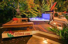Ahşap ve Kompozit Deck Satış Uygulama www.azfdeck.com