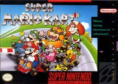 Super Mario Kart snes rom download