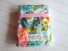 Floral Travel Diaper Changing Pad  Baby by PreciousLittleTot, $28.99
