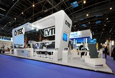Stunning new design for Cytec at JEC/Paris (March 2013) Well done to Darren and Donna.....a fantastic job!