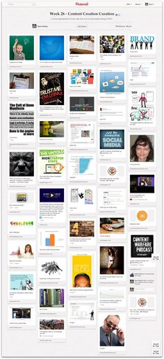 Week 26 - Content Creation Curation