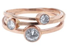 I like the rough, imperfect look on the band. Metal might have to much copper for me