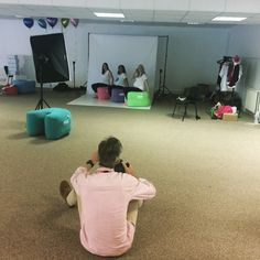 Our new photo shoot was great, looking forward to some fantastic pictures soon
