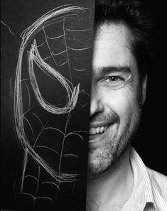 Lorenzo Ruggiero, Marvel. D.C. #ilovenapoli