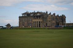 St. Andrews Golf Course - St. Andrews, Scotland