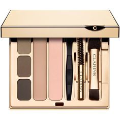 Kit Sourcils Pro Perfect Eyes Brows Palette ($42) ❤ liked on Polyvore featuring beauty products, makeup, eye makeup, brow kit, eye brow kit, eyebrow makeup, eyebrow cosmetics and brow makeup