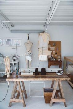 Studio Tour: Han Starnes (Design*Sponge)