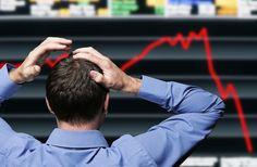 2008 bank crash images | Börsencrash bringen Anleger zur Verzweiflung