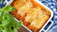 Cannelloni met spinazie, feta en pijnboompitten | VTM Koken