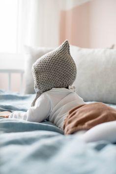 Bezaubernde Pixie Mützen für Babys und Kinder, für Herbst und Winter, kaufen oder selber stricken (Strickanleitung) // Pixie bonnet, pixie hat, Wollmütze, Zwergenmütze