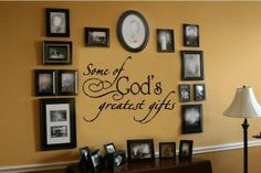 Christian Word Art for Walls   ... Gifts Christian Words Letters Stickers Wall Decal Lettering Art Decor