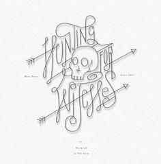 Hunting for witches #typography