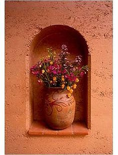 41 Ideas kitchen decor mexican hacienda style for 2019 Mexican Style Homes, Mexican Home Decor, Spanish Style Homes, Spanish House, Spanish Colonial, Mexican Hacienda Decor, Mexican Courtyard, Mexican Garden, Mexican Kitchen Decor